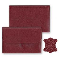 Nouvelle Pochette cuir pour Tablet ou Revues