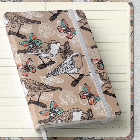 Notebook hardcover A5