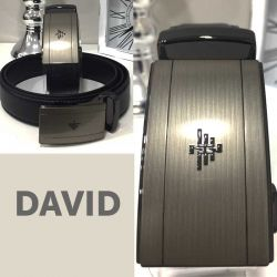 Belt Automatic Buckle DAVID