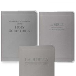 Funda PVC Biblia Grande - Nueva Edición 2019