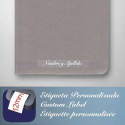 Étiquette personnalisée - 12mm