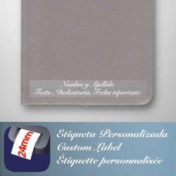 Etiqueta personalizada - 24mm