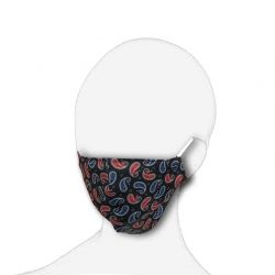 Face Mask Cover Cachemir