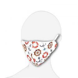 Face Mask Cover Maritime