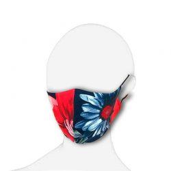 Face Mask Cover Flower 1