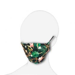 Face Mask Cover Flower 4
