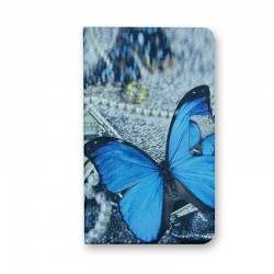 Butterfly case slim cover for Tab4