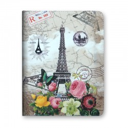 Eiffel Tower Retro Stand Universal case cover