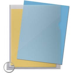 Dossier com angulo recto formato WT