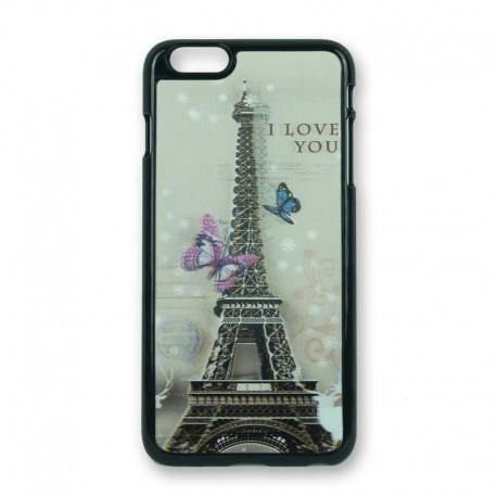 Coque 3D Eiffel - iPhone 6Plus