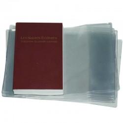 Plástico Biblia de Tapa Rústica