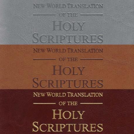Couverture Bible Moyenne (bi12) - Simili