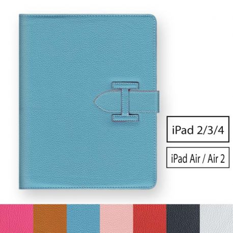 Funda IPAD con broche