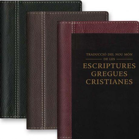 Capa da Bíblia catalão sem fecho