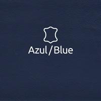 Azul -PIEL-