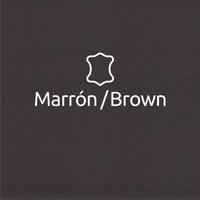 Marrón - PIEL-
