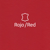 Rojo - PIEL -