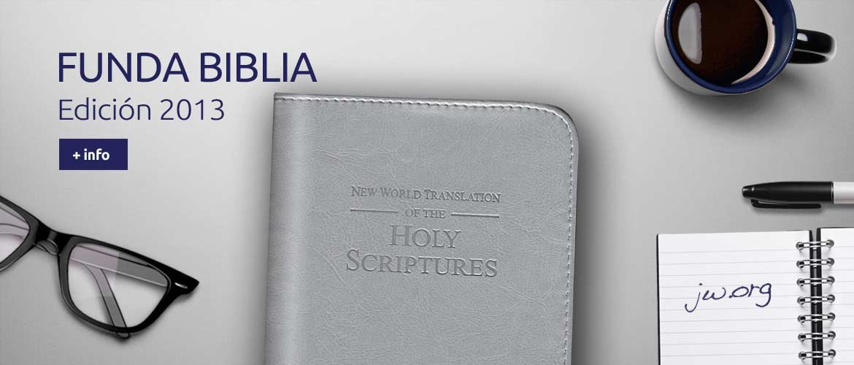 Fundas para Biblia Edicion 2013