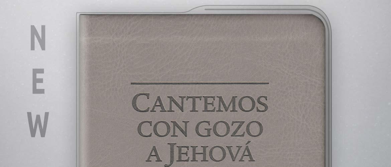 Funda PVC Nuevo Cántico Gris (sjj)